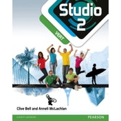 Studio 2 vert Pupil Book (11-14 French) by Clive Bell, Anneli McLachlan (Paperback, 2011)