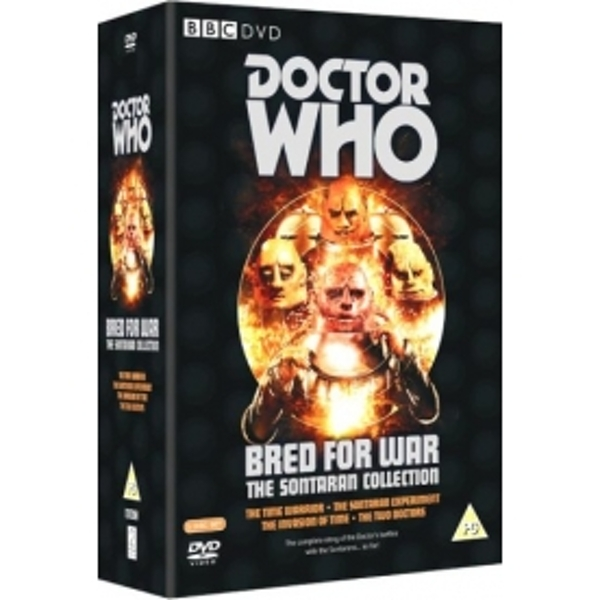 Doctor Who: Bred for War - The Sontaran Collection (1984) DVD