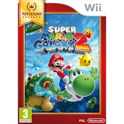 Super Mario Galaxy 2 Wii Game (Selects)