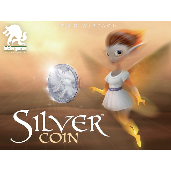 Silver Coin Card Game