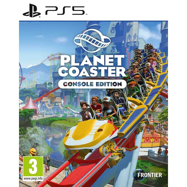 Planet Coaster Console Edition PS5 Game