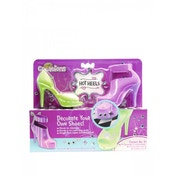 Crayola Creations Hot Heels Double Pack Green and Pink Style 1