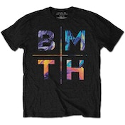 Bring Me The Horizon - Colours Men's X-Large T-Shirt - Black