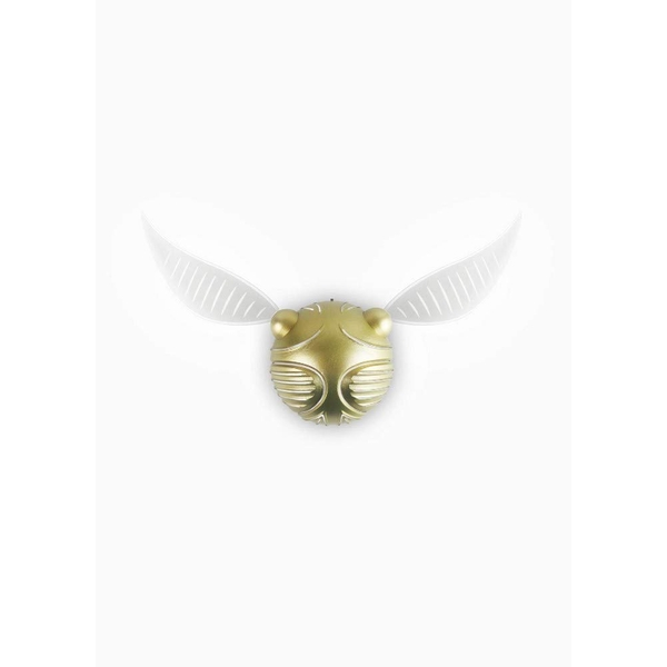 Golden Snitch Harry Potter Wall Light