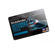 Bitdefender 2016 Internet Security 1 user 2 year ESD