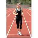 Precision 3/4 Length Capri Tights Black 26-28 inch