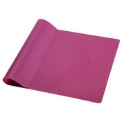Xavax Baking Mat, made of silicone, square, 45 x 32 cm,  blackberry