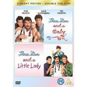 Three Men And A Baby / Three Men And A Little Lady DVD