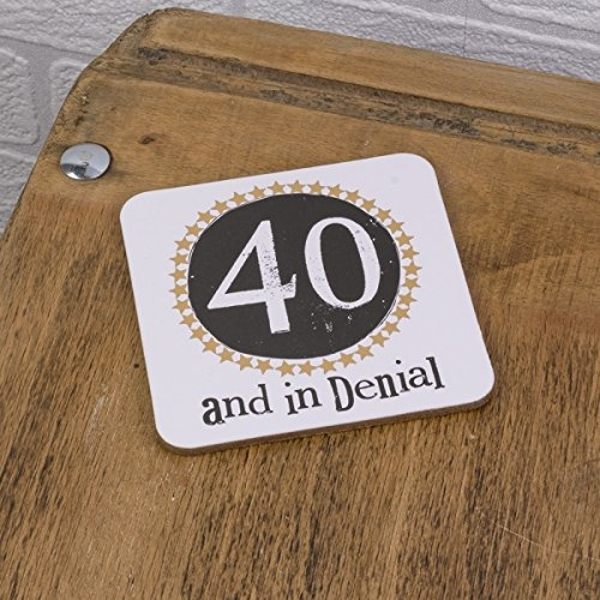 Brightside '40 and In Denial' Coaster