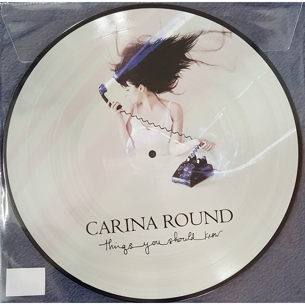 Carina Round ‎- Things You Should Know Vinyl
