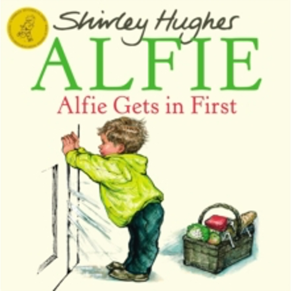 Alfie Gets in First Paperback