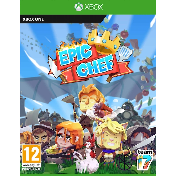 Epic Chef Xbox One Game