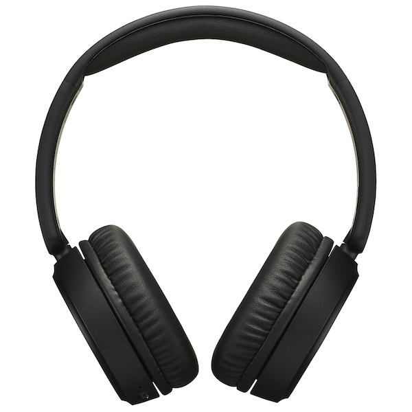 JVC HAS65BNBU Superior Sound Bluetooth Headphones with Noise Cancelling - Black