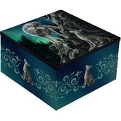 Guidance Wolf Mirror Box