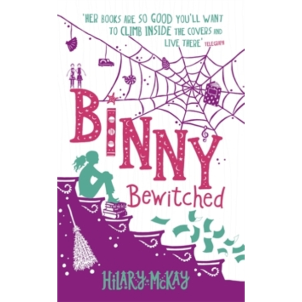 Binny Bewitched : Book 3 Hardcover