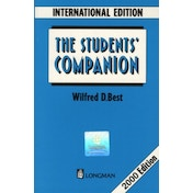 Students Companion International Edition. New Edition by Wilfred D. Best (Paperback, 1991)