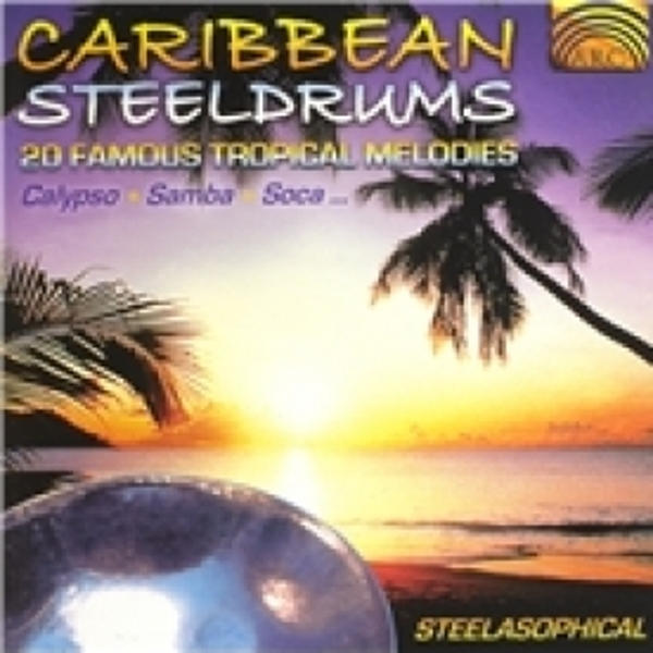 Caribbean Steeldrums Vol.2 CD