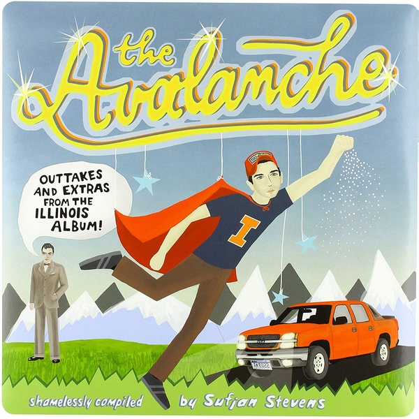 The Avalanche - Outakes and extras Limited Edition Vinyl