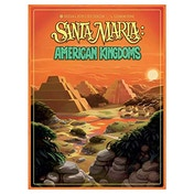 Santa Maria: American Kingdoms Board Game Expansion