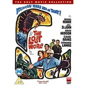 The Lost World (1960) DVD