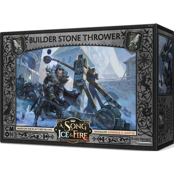 A Song Of Ice and Fire Expansion Nights Watch Stone Thrower Crew