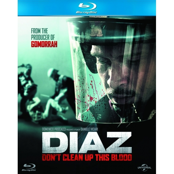 Diaz Dont Clean Up This Blood Blu-ray