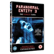Paranormal Entity 3 The Exorcist Tapes DVD