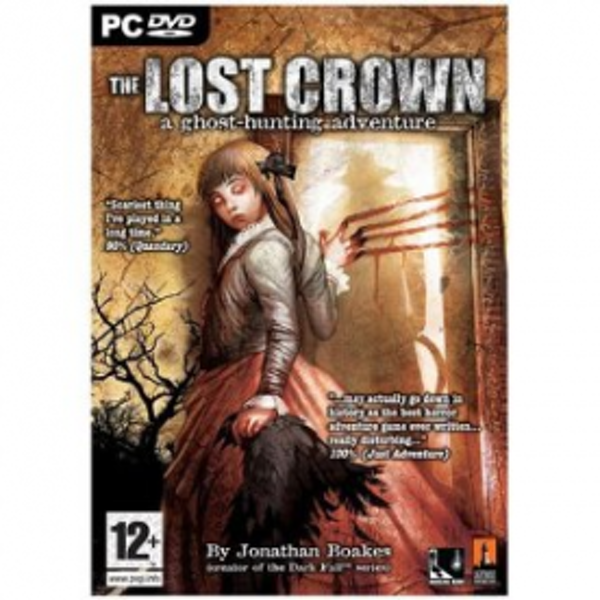 The Lost Crown A Ghost-Hunting Adventure Game PC