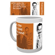 Trainspotting Begbie Mug
