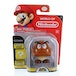 "Goomba With Coin (Super Mario) World Of Nintendo 4"" Action Figure - Image 2"