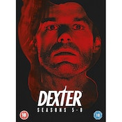 DEXTER: SERIES 5-8 SET