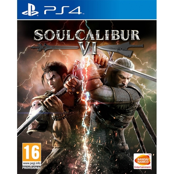 Soul Calibur VI PS4 Game