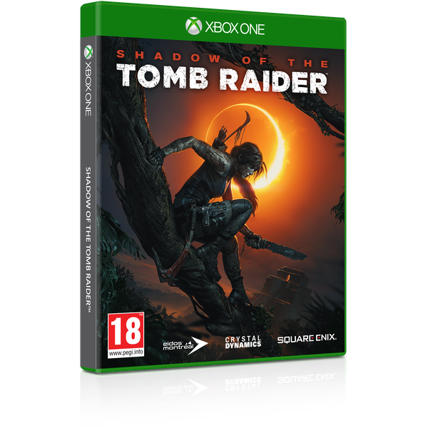 Shadow Of The Tomb Raider Xbox One Game + I Love Tombs Patch - Image 6