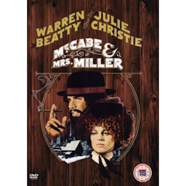 Mccabe and Mrs. Miller DVD