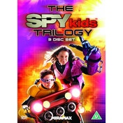 Spy Kids 1-3 Collection DVD