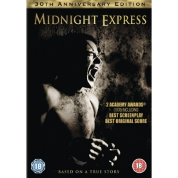 Midnight Express 30th Anniversary Edition DVD