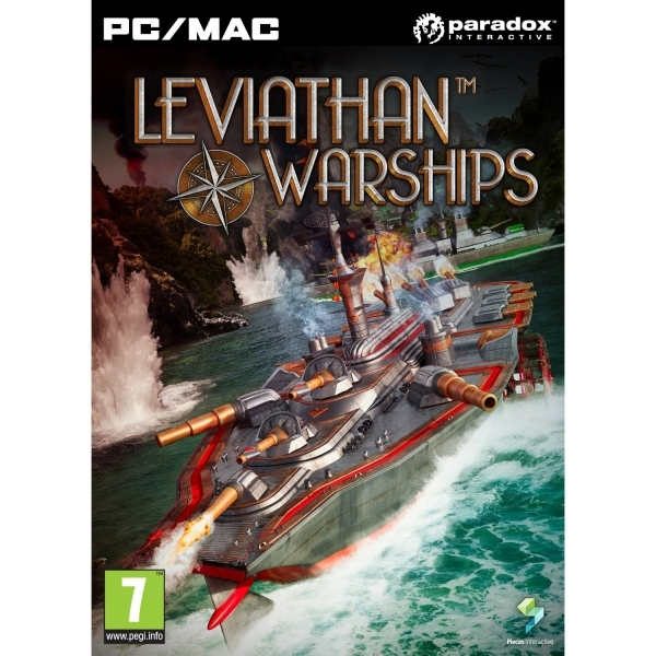 Leviathan Warships Game PC