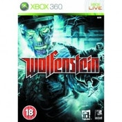 Ex-Display Wolfenstein Game Xbox 360 Used - Like New