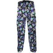 Skeletor Loungepants Large One Colour