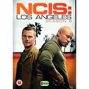 NCIS Los Angeles: Season 8 DVD