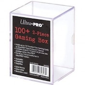 Ultra Pro 2 Piece Gaming Box