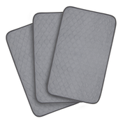Reusable Washable Pet Training Pads - Pack of 3 | Pukkr