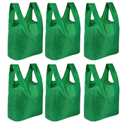 Set of 5 Reusable Grocery Bags | Pukkr New