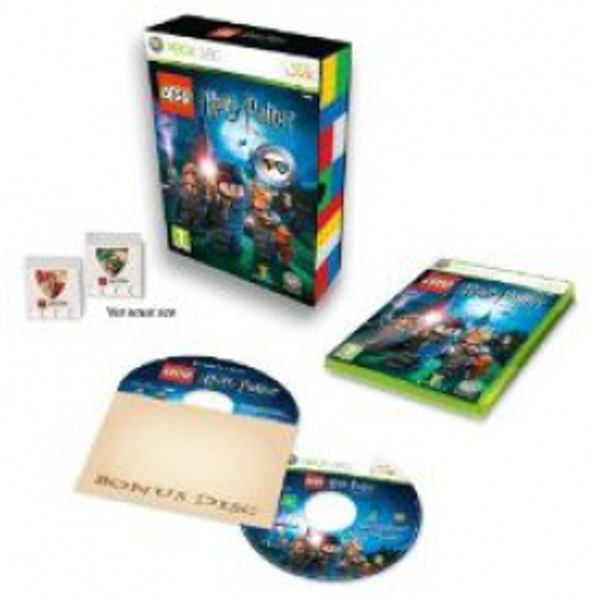 Lego Harry Potter Years 1-4 Collector's Edition Game Xbox 360