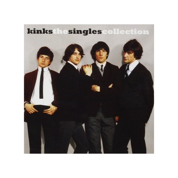 The Kinks - The Singles Collection CD