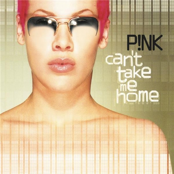 PINK - Can't Take Me Home Vinyl