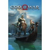 God of War Maxi Poster