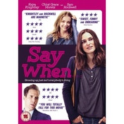 Say When DVD