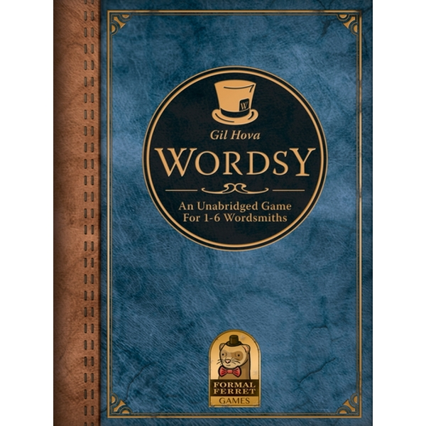 Wordsy Word Board Game