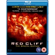 Red Cliff Special Edition Blu Ray